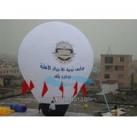 Wholesale Helium Filled Air Balloon Model Huge Inflatable Balls 5M Height from china suppliers