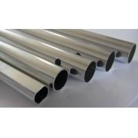 Wholesale 5754 Aluminum Round Tubing , Anodized Aluminum Tubing Easy Machined from china suppliers