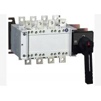 Buy cheap 500V Manual Transfer Switch , Double Throw Manual Power Transfer Switch from wholesalers