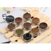 Wholesale Lushcolor Cream eyebrow Microblading Pigment 3ML Stable And Lasting from china suppliers