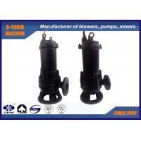 China Industrial Submersible Sewage Pump with cast iron pump for civil works on sale