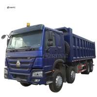 Wholesale CHINA SINOTRUK 30M3 CBM 8x4 cheap HOWO 371hp 12 wheeler dump truck from china suppliers