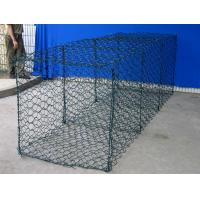 Buy cheap Galvanized & PVC coated Gabion box from wholesalers