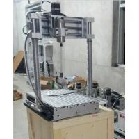 how cnc machine work
