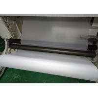 Wholesale White Translucent Matte PET Film Surface Uniformity / Low Sub Degree For Printing from china suppliers
