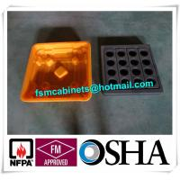 CE Drum Spill Containment Pallet for Chemical Storage , 2 Drum Tank Safety Spill Containments