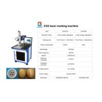 Buy cheap High quality Marking machine Co2 Laser Marking Machine 100W Water Cooled For from wholesalers