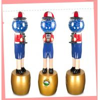 Wholesale Super Mary Shape Gumball Vending Machine For Boys And Girls Wear Resistant from china suppliers