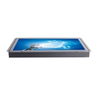 Wholesale 18.5 Inch Frameless Outdoor LCD Display Built In Fan from china suppliers