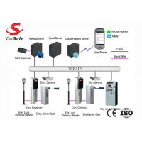 Wholesale Automatic  Barrier Car Parking Management System All In One Card Solution from china suppliers