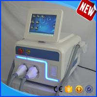 Wholesale 2000W Portable SHR IPL Hair Removal Machine Virtually Pain Free with two handles from china suppliers