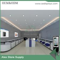 Mobile counter design furniture mobile shop electronic for Mobile furniture design