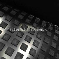 Wholesale Anti - Slip Solid Square Heavy Duty Rubber Mats With 3mpa Tensile Strength from china suppliers