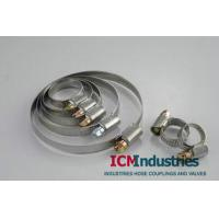 Wholesale 2015 hot sale top quality worm drive hose clamp german type made in china from china suppliers