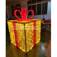 Wholesale gift box christmas led lights from china suppliers