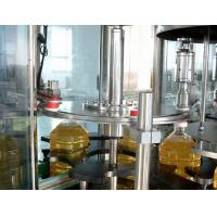 Wholesale Automatic Edible Oil Filling Machine / Bottling Line from china suppliers