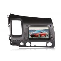 Wholesale Radio Bluetooth 1080P Honda DVD Player for HONDA CIVIC left driving 2006-2011 from china suppliers