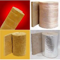 Wholesale Rockwool Sound Insulation Refractory Blanket / Cloth Felt / Wire Netting Felt from china suppliers