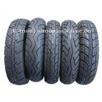 Motorcycle Tubeless Tyres 3.50-10