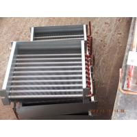 Wholesale Φ9.52 Customized Aluminum Fin Type Ethylene glycol Air Conditioning Cooling Coil For AHU from china suppliers