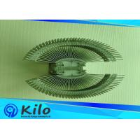 Wholesale High Accuracy Sheet Metal Prototyping Stamping Industrial Design Radiator Fin For Fan from china suppliers