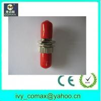 Wholesale ST fiber optic adapter from china suppliers