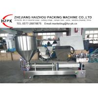 Wholesale High Speed Semi Auto Filling Machine 200-1500 Ml For Tomato Paste / Sauce from china suppliers