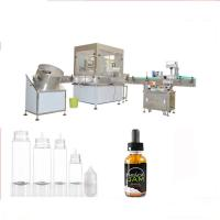Wholesale Four Filling Nozzles Auto Filling Machine , 4 Head Liquid Filling Machine from china suppliers