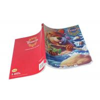 Wholesale OEM Kids Paperback Book Printing Services With Glossy / Matt Coated Paper from china suppliers