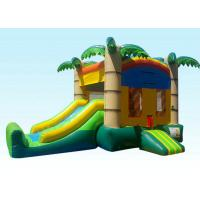 Wholesale Kids Inflatable Jumper / 0.55mm Pvc Tarpaulin Castle Bounce House from china suppliers