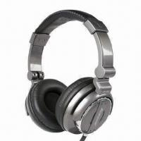 Wholesale DJ Fashionable Headphones with 20Hz to 20kHz Frequency Response and 50mW Power Capability from china suppliers