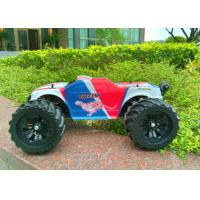 China 80 km/H High Speed 4WD Electric RC Car Brushless RC Buggy 1 10 on sale
