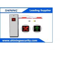 Wholesale 2 Remoter Traffic Control Gates/ Car Park BarriersWith Led Indicator Light from china suppliers