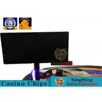Wholesale Casino Accessories HD 24 Inch Screen Monitor With English Baccarat System from china suppliers