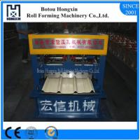 Automatic Roll Forming Machine for Roofing Sheet with PLC Control System