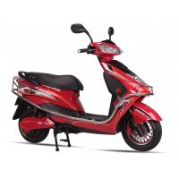 Wholesale 800W - 2000W Power Motor Adult Electric Motorcycles Max Speed 70 Km / H from china suppliers