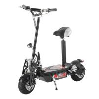 Wholesale 48V12A Folding Electric Scooter 1000W Foldable Electric Scooter With Seat from china suppliers