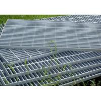 Wholesale 25 X 5mm Bearing Bar Electro Galvanised Steel Mesh Walkway Q235 Press Welded Steel from china suppliers