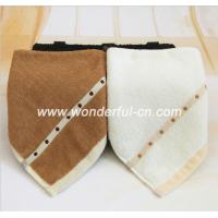 Wholesale Promotional custom cheap cotton white hand towels online from china suppliers