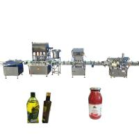Buy cheap PLC Control Essential Oil Filling Machine Color Touch Screen Available from wholesalers