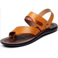 6595db414945e3 Wholesale Soft Bottom Handmade Leather Sandals Lightweight Back Strap Slip  On Beach Sandals from china suppliers