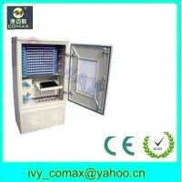 Wholesale 144core fiber distribution box cabnit  from china suppliers