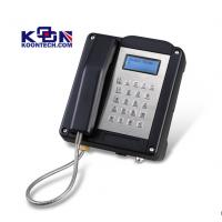 Wholesale Vibration Explosion Proof Telephone IP66 With Half Soft Lock for Marine from china suppliers