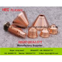 Buy cheap Carbon Steel and Stainess Steel plasma cuttting PowerMax 125 Consumables ROHS / from wholesalers