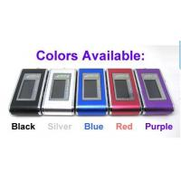 Wholesale 2GB Clip MP3 Player With LCD Screen Black, Silver, Blue, Red, Purple from china suppliers