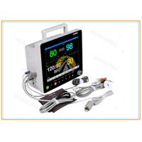 15 Inch Emergency Room Monitor, 2.8KG Weight Portable Icu Vital Signs Monitor