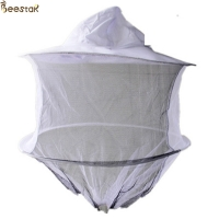 Wholesale White Beekeeping Outfits Bee Hat Apicultura Clothing Hat With Single And Double Layer from china suppliers