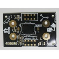 China rogers 4350 material pcb for high frequency board wholesale