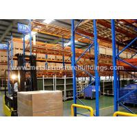 Wholesale ASTM A36 A992 Public Industrial Storage Warehouse Precision Welded For Nigeria from china suppliers