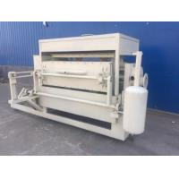 China High Performance Egg Carton Making Machine , Tray Moulding Paper Production Line on sale